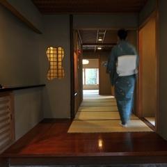 【一人旅】心休まる一時をゆるりと〜食事はプレミアムダイニング雲珠で〜