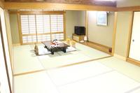 和室8畳〜12畳スタンダード客室