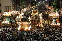 【関東一の祇園】 うちわ祭りプラン 朝食付き
