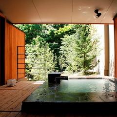 至上のひととき・・・露天風呂付き客室(和室:DWタイプ)