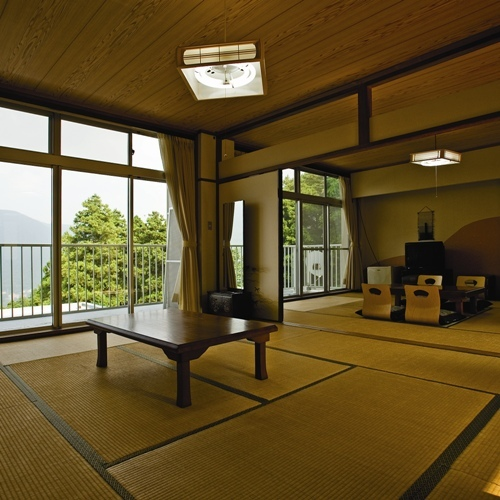 Main Building Deluxe Mountain View Japanese-Style Room