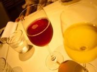 女性限定2食付女子会長野県産ワインフルボトル1本+(缶チューハイoa缶カクテル1人1本付)付ほろ酔い