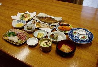 観光に・釣りに・ビジネスに♪ 佐渡でとれた新鮮なお魚をご堪能下さい 【朝食・夕食つきプラン】