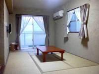 海の見える和室【2階】☆お布団のお部屋☆