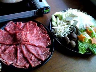 ☆プチ贅沢☆宮古牛すき焼きプラン