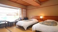 3.和室8畳ツインベッド