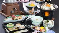 【直前割20%オフ/リーズナブル】◆夕食は品数控えめのヘルシー会席《-hibiki-響》♪
