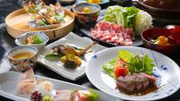 ■大分が誇る高級魚■関アジ堪能プラン◇豊かな自然と客室露天で優雅なひととき◇1泊2食付プラン