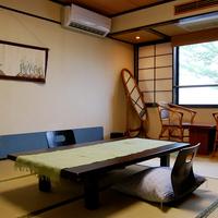◇本館-丘ノ想◇一般客室(和室8畳+広縁)