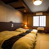 ◇本館-丘ノ想◇洋風和室(和室8畳&ツインベッド)