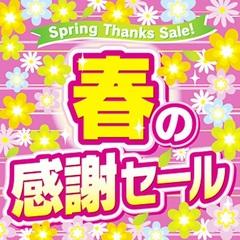【春旅応援企画】カップル・ファミリープラン(朝食付き)小3まで添寝無料!