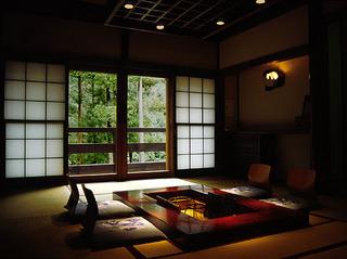 ◆囲炉裏で食べる奥多摩の味覚炭火焼◆囲炉裏付きのお部屋に泊まる