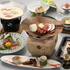 【☆★望川館で花火物語★☆】温泉旅行で冬の花火や飛騨牛入り郷土料理を楽しむ♪