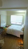 【全室禁煙】2ベッドのハリウッドツインルーム・素泊まりプラン