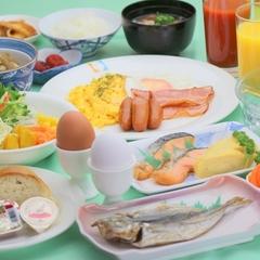 QUOカード1000円分と朝食付プラン  【ネット限定】