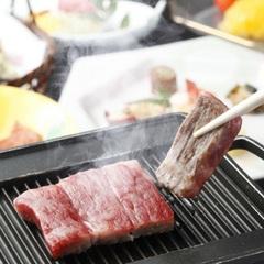 【料理重視】アッアッのステーキ&和会席。やっぱりお肉という方にオススメ☆土曜日も同料金でお得☆