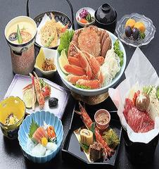 【当館おすすめ】カニ好きの方注目!!タラバ&ズワイ&毛ガニ♪カニ三味!皆さんでカニをご堪能ください☆