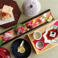 【旬素材満載】那須高原ならではの日本料理!料理長渾身の特選『極(きわみ)』コース★