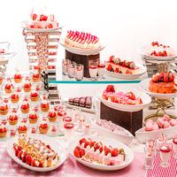 【期間限定】栃木といったらやっぱりイチゴ★ディナーバイキングにていちごのデザート食べ放題♪