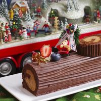 【クリスマス】ツリー&プレゼント付♪お子様も大喜び!みんなで人気バイキング満喫☆