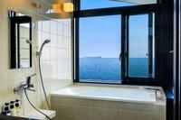 【令和元年新設】 ご夕食バイキングのご用意 海辺の展望露天風呂付特室和室プラン 【禁煙】