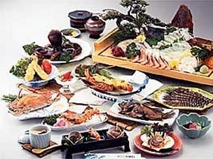 活魚料理「ぴちぴち」プラン