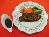 【人気プラン】やっぱり肉肉! 期間限定サーロインステーキのご夕食プラン