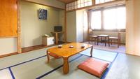 【8畳〜10畳】志賀高原の自然を望む バス無し客室