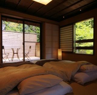 【禁煙】【月夜見〜つきよみ〜】12畳お部屋と6畳デッキ