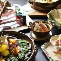【秋季限定!】相州牛と松茸の和食コース