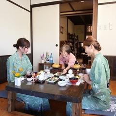 【平日限定】季節のお鍋と客室露天で南阿蘇を愉しもう♪☆温泉三昧プラン☆