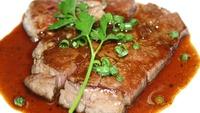 お肉が食べたい!肉食派さん満足<牛ステーキ懐石>