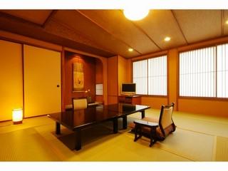 禁煙R■和室10畳■バストイレ洗面付 【夕食お部屋食確約】