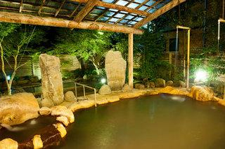 【2食付】自慢の源泉掛け流し温泉に選べる楽しさ・人気のバイキングで温泉満喫プラン