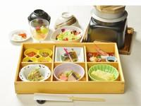 【朝食付きプラン】ご夕食はご自由に!遅いご到着時にご利用ください。