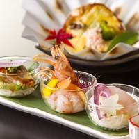 【モニタープラン】美味会席◆金目鯛姿煮&サザエ&静岡美味鶏◆かけ流しの温泉も満喫!