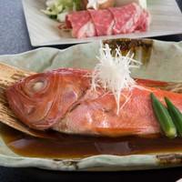 【いちご狩りチケット付】早春の伊豆を楽しもう!金目鯛の夕食とかけ流し温泉も満喫