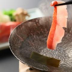 【金目鯛満喫】金目鯛を姿煮・お造り・しゃぶしゃぶなど5品を含む全10品の特選会席