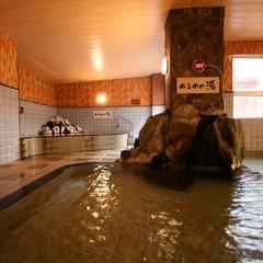 【スタンダード 1泊2食】 pH8.6のアルカリ性単純泉と飲泉処で温泉三昧&金目鯛の夕食付き