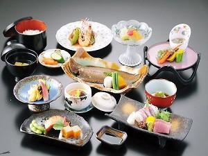 満腹お料理と天然温泉でご湯っくり〜♪柳川有明会席プラン♪