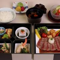 ◆日-金曜日限定◆夕食はお部屋でのんびりルームサービス 1泊2食付きプラン【特典付き】