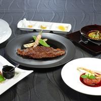 ★ライトコース★メインが霧降高原牛サーロインの洋食 / 四季を感じる和食御膳から選べるコースプラン