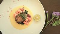 【逸品追加で贅沢に】夕食ブッフェに鮑ステーキのメインプレートのついた2食付きプラン(V19・V29)