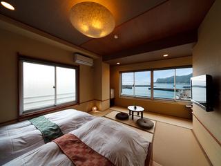 和室8畳(海側)