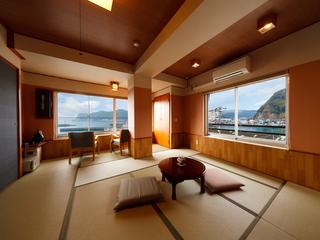 和室10畳(海側)
