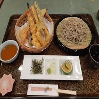 【2食付】ドデカ天麩羅十割蕎麦&ビュッフェ朝食♪◇◇