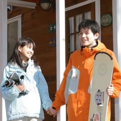 【リフト1日券付】お手頃スキー&スノーボード1泊2食プラン