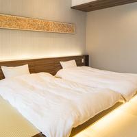 【ホテル客室】ウッドテラスジャパニーズスタイルルーム【禁煙】