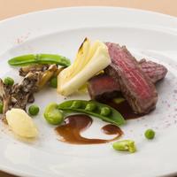 ■「信州プレミアムビーフ」をメインにお肉とお魚をお好みでチョイス 贅沢を愉しむ特選フレンチ