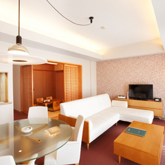 4・5畳和室付プレミアム和洋室・限定客室【禁煙・63平米】